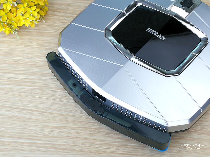 【開箱】能掃拖並用的居家清潔機器人!禾聯HERAN第二代超薄型智能掃地機