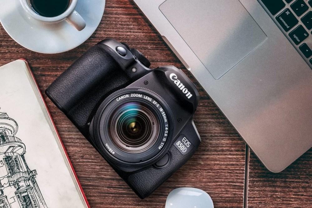 Canon更新入門機種EOS 850D,將更多高階機種下放!