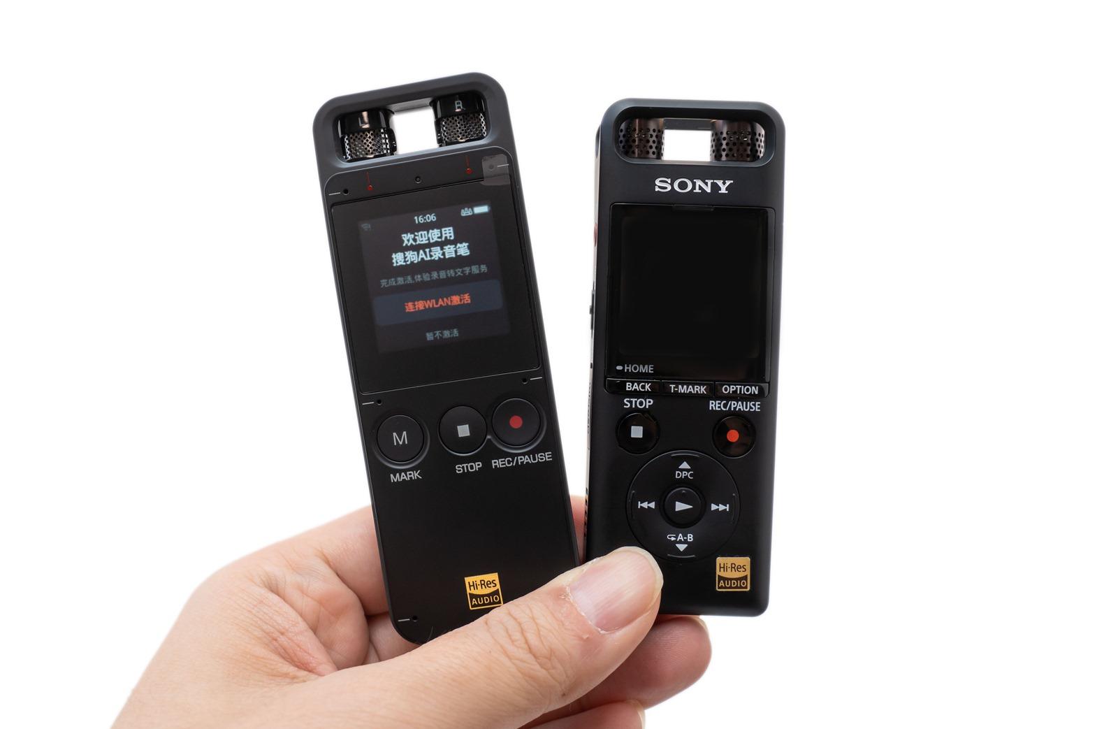 【開箱】錄音音質比對測試|搜狗Sogou E1智能錄音筆vs.SONY藍芽數位錄音筆A10