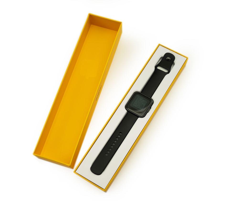 【開箱】僅31克!輕巧智慧型手錶realme watch-功能完整,心跳血氧偵測都具備!