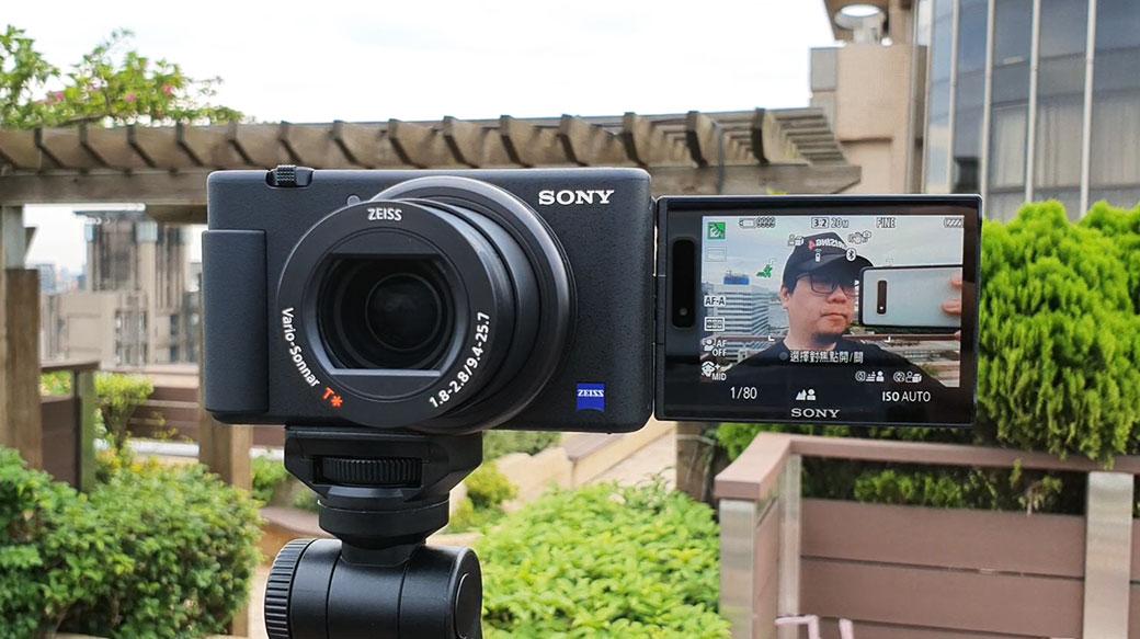 【開箱】Sony ZV-1大全配:簡單選購心得分享