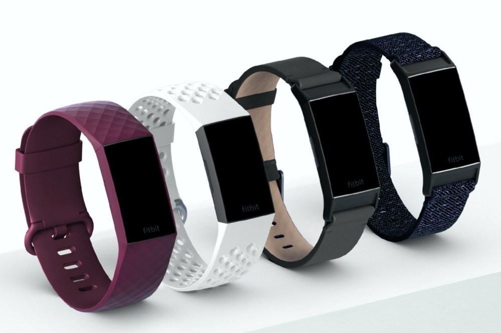 Fitbit推出新款運動手環Charge 4,增加GPS、心率與血氧量測功能!