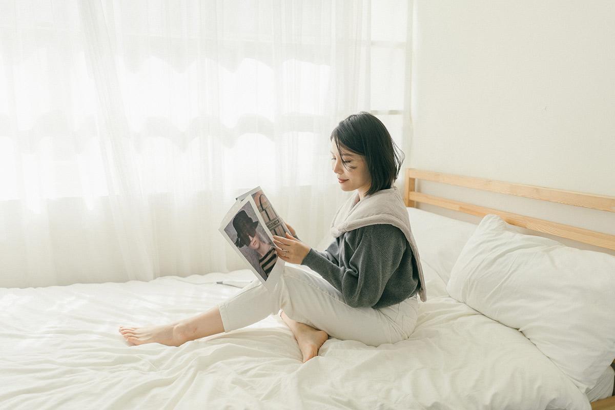 【開箱】下班後的幸福居家放鬆好物─Sunbeam夏繽電熱披肩和萬用熱敷帶