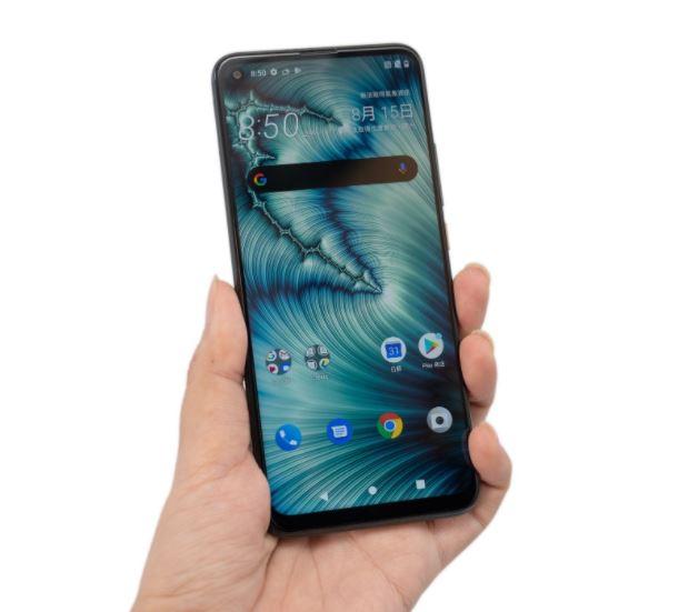 【開箱】評測國產5G手機HTC U20 5G!6.8 吋大螢幕續航電力強!順暢吃雞沒問題