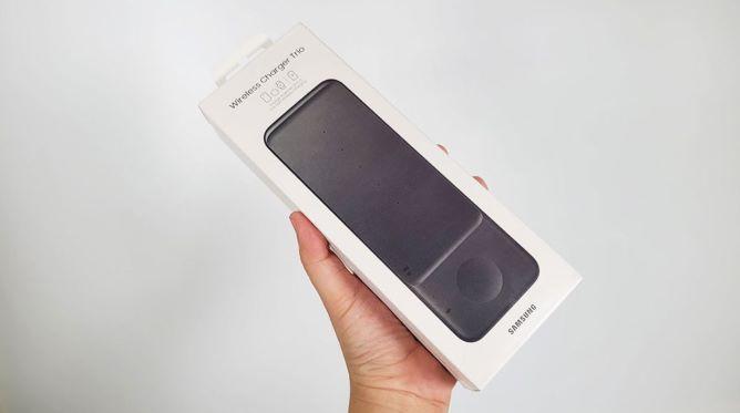 【開箱】三星三合一無線閃充充電板:一次充兩個Qi裝置+Galaxy Watch,跨品牌也OK!