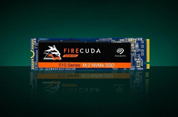 【開箱】Seagate FireCuda 510 2TB,遊戲玩家、影音創作者升級M.2 NVMe SSD的好選擇