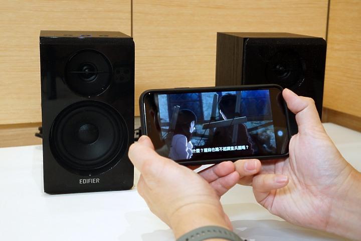 【開箱】Edifier R33BT音響:家用主動式藍牙5.0喇叭,電腦喇叭的高CP值選擇