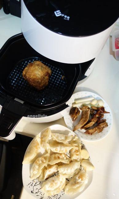 【開箱】韓國熱銷美型EL伊德爾液晶觸控健康氣炸鍋,均勻酥脆不用油、可除去多餘油脂