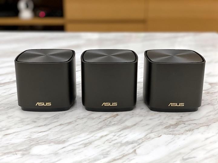 【開箱】ASUS ZenWiFi AX Mini|AX1800雙頻、Mesh WiFi6系統:穩定覆蓋,傳輸更順利