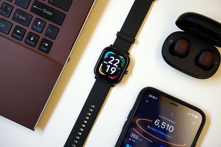 【開箱】Amazfit GTS 2 mini智慧手錶:輕巧、續航與功能性的最佳選擇