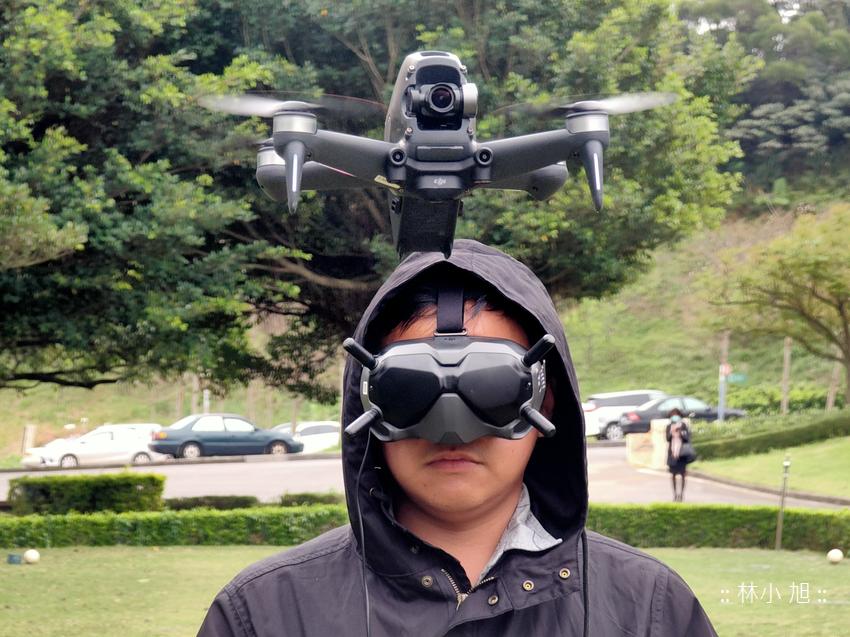 【開箱】沉浸式飛行無人機DJI FPV,讓「飛」變成更容易的攝影空拍體驗!