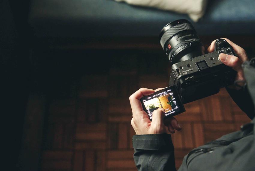 Sony Cinema Line全片幅數位相機FX3正式發表!