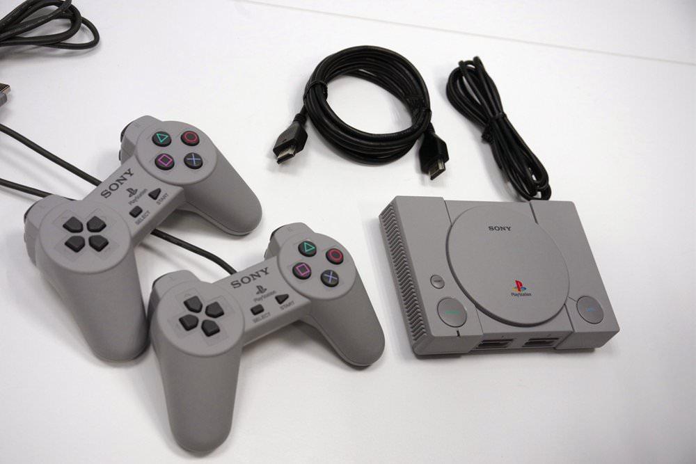 回到PlayStation霸業的起點,巴掌大小的PlayStation Classic快速動手玩!