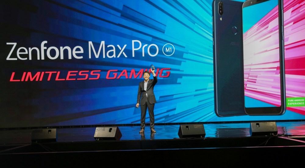 48小時連續使用也ok,華碩揭曉ZenFone Max Pro M1,電池容量達5000mAh!