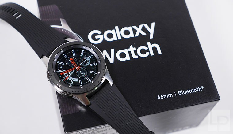 【開箱】三星Galaxy Watch簡單開箱動手玩!比較Gear Sport、Gear S3的差異