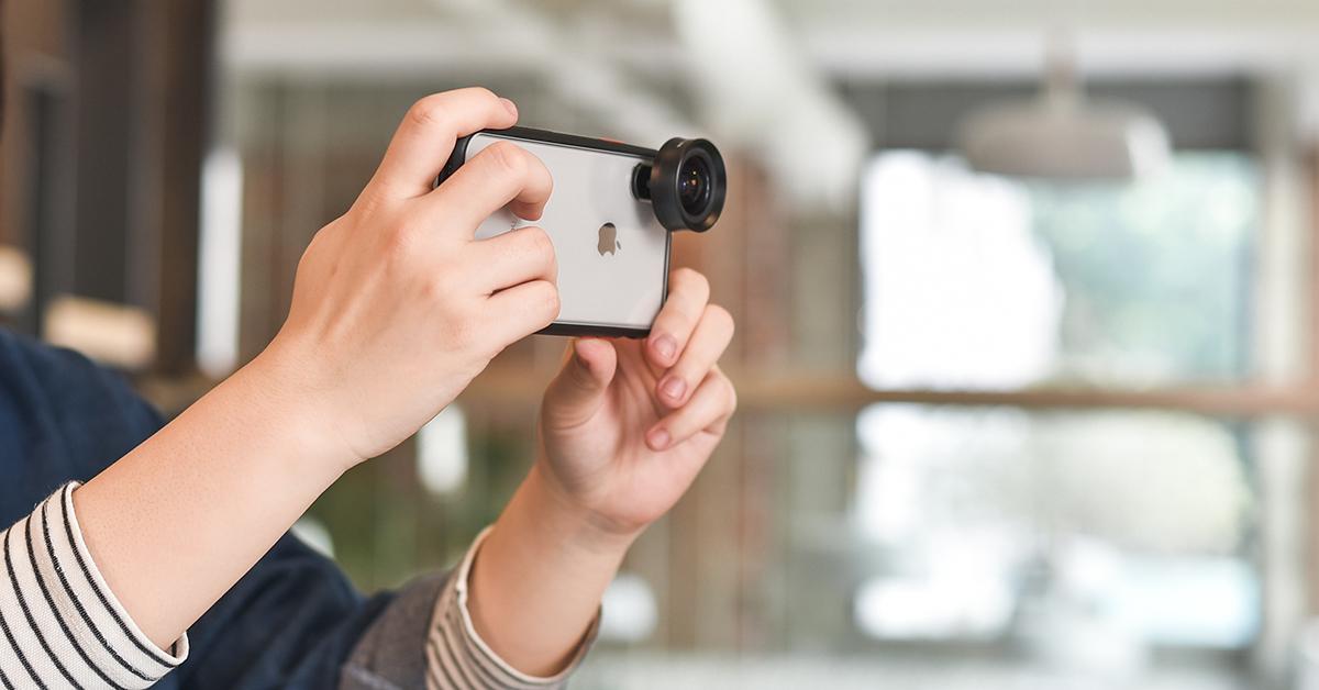 【開箱】犀牛盾推出兩款全新二合一擴充鏡頭,全新秒裝秒拍設計