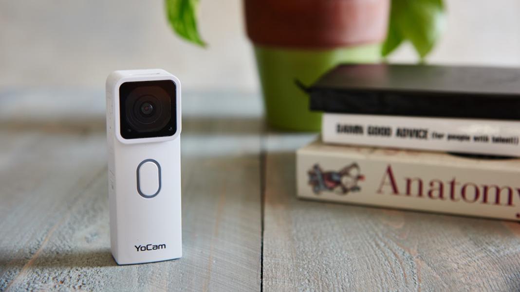 YoCam萬能防水攝錄機 隨身隨拍 從不錯過旅程每一刻