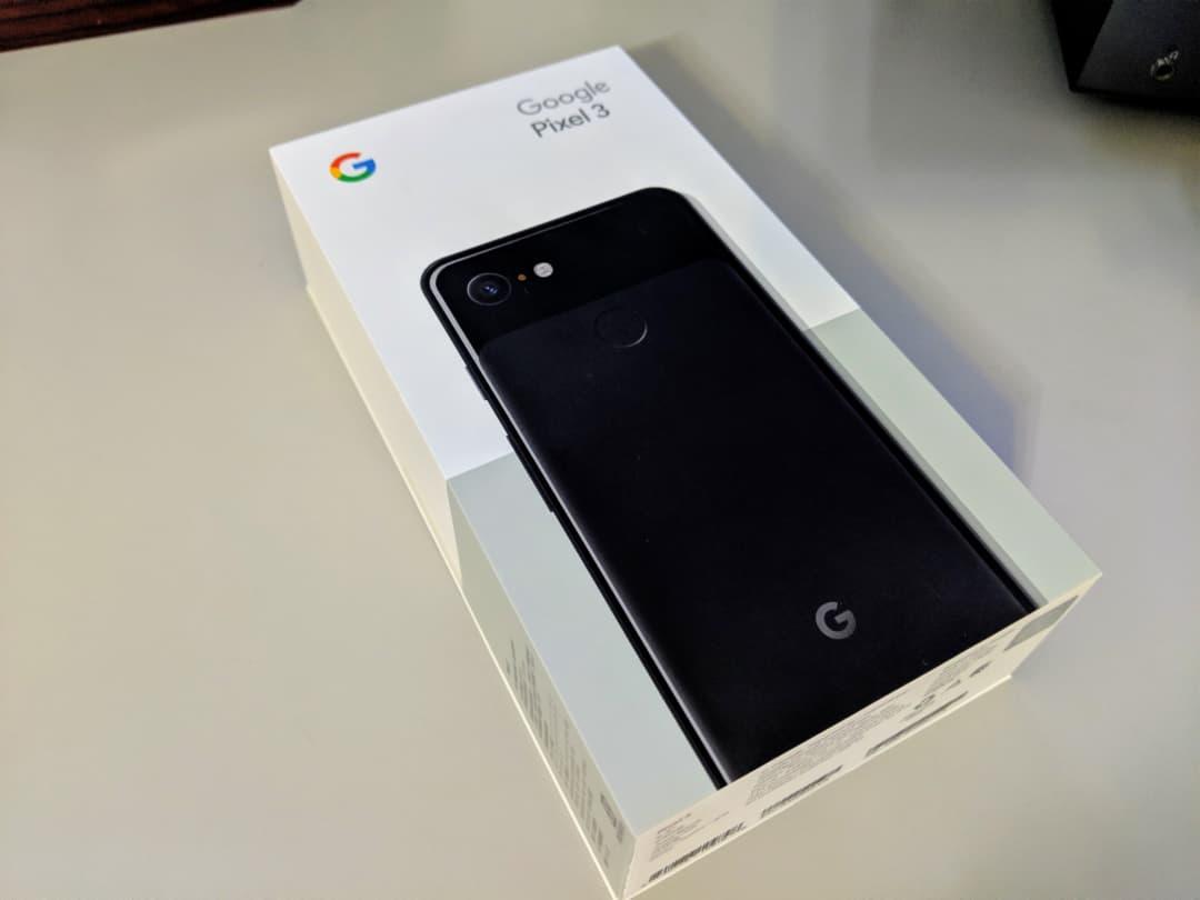 Pixel 3:第一支在臺灣上市的Google手機