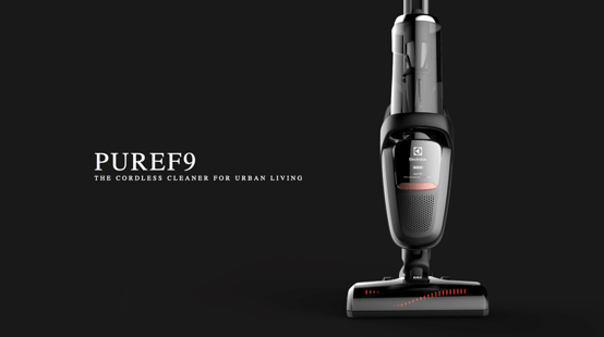 自由彈性獨樹一格!Electrolux伊萊克斯Pure F9滑移百變吸塵器完美融合吸力與續航力