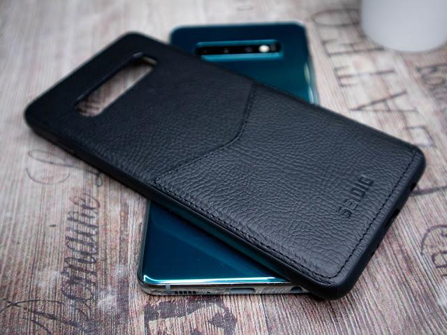 【開箱】幫三星S10 Plus換個有質感的SEIDIO極簡皮革手機保護殼EXECUTIVE