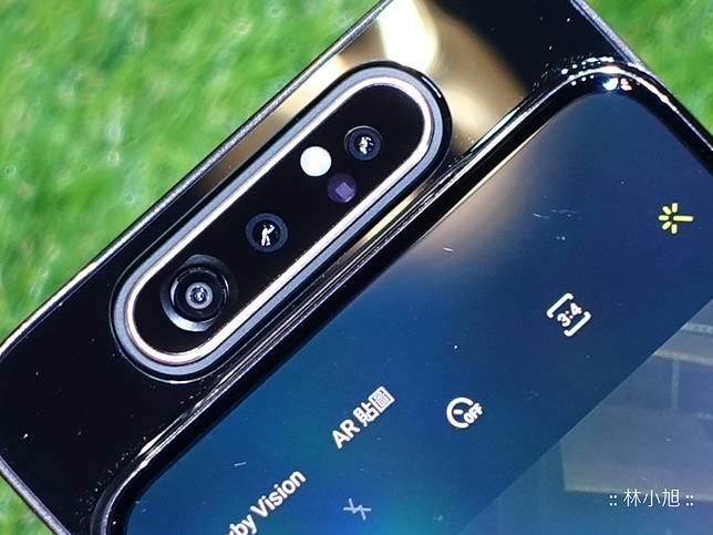 【開箱】大螢幕三星Samsung Galaxy A80 – 後方三鏡頭輕鬆翻轉變成高畫質自拍