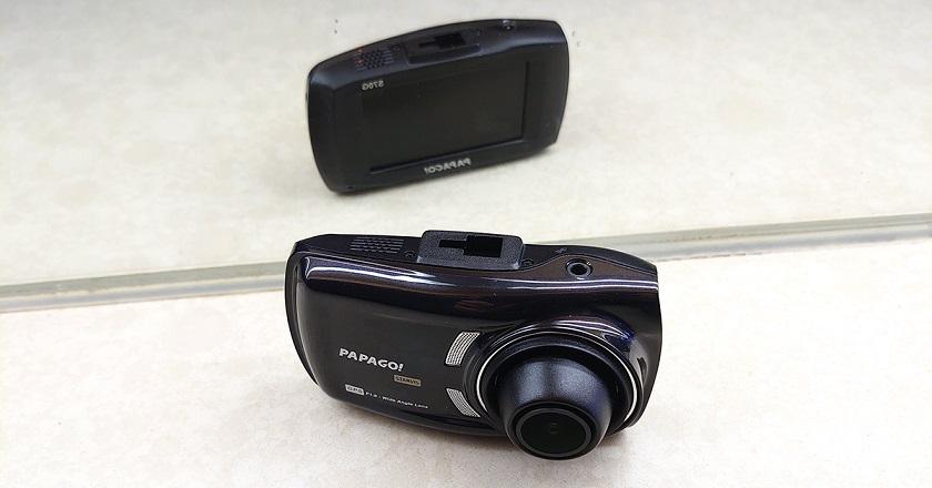 【開箱】SONY星光級感光元件加持、內建GPS模組!GoSafe S70G行車記錄器實測