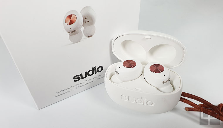 【開箱】北歐美型設計揉合恰到好處的音質表現Sudio Tolv真無線藍牙耳機!