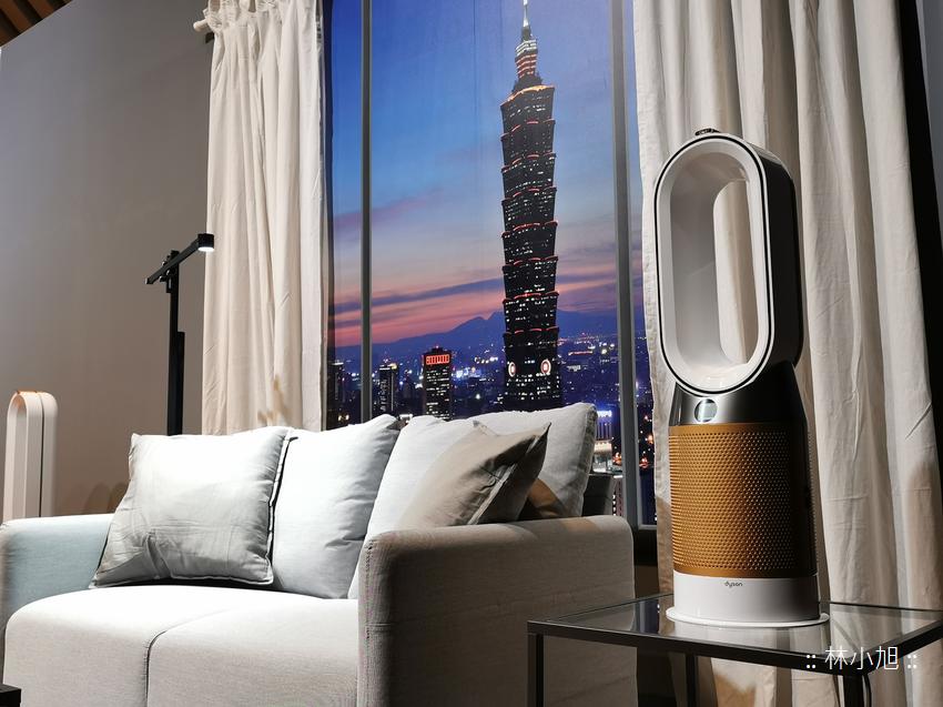 專為消滅甲醛設計,戴森Dyson Pure Cryptomic 空氣清淨機!