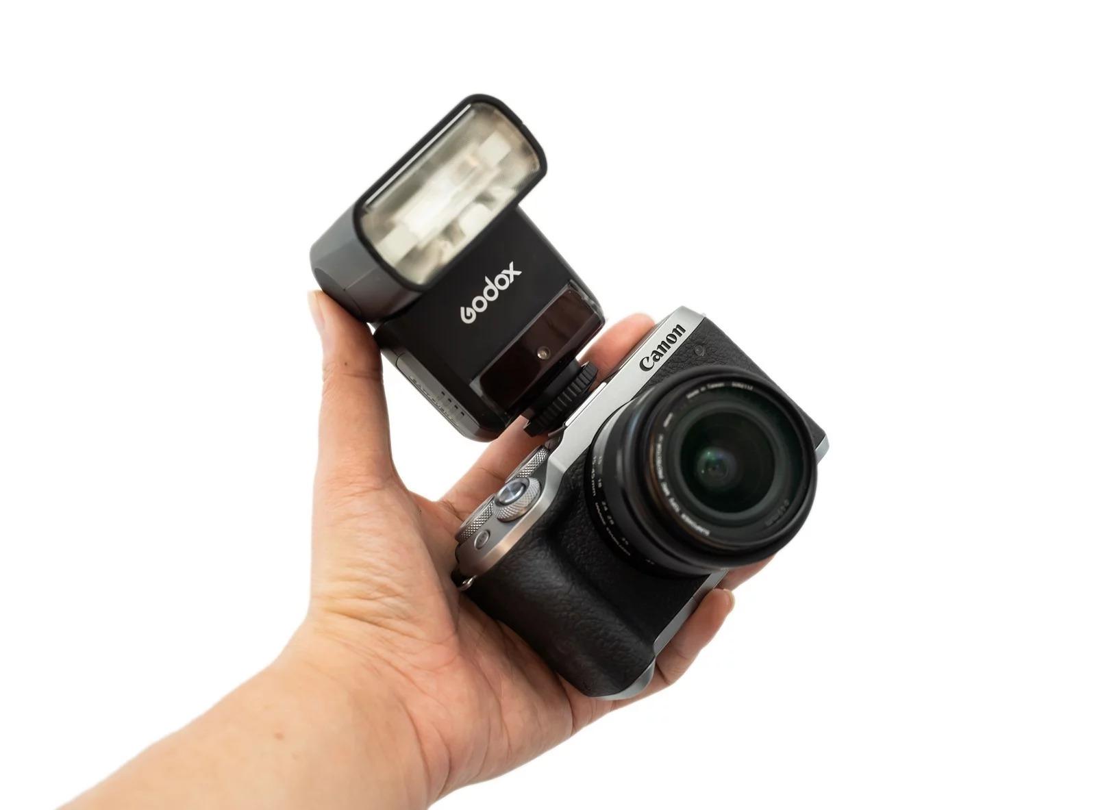 【開箱】Canon EOS M6 Mark II 單眼相機入手
