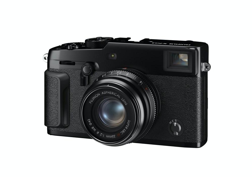 FUJIFILM富士復古相機X-Pro 3,機身背面可模擬放置底片!