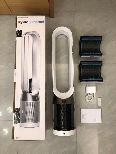 【開箱】居家空氣的守護者!Dyson Pure Cool™智慧空氣清淨機!