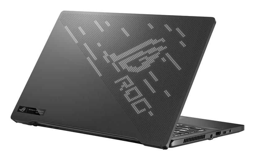 ROG動態編程LED顯示器背蓋XROG Zephyrus G14電競筆電上市!