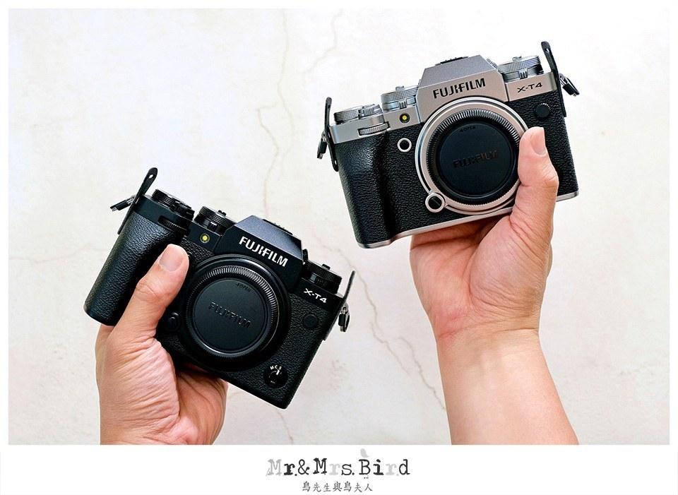 【開箱】近乎完美?旗艦機Fujifilm X-T4開箱、實拍、心得