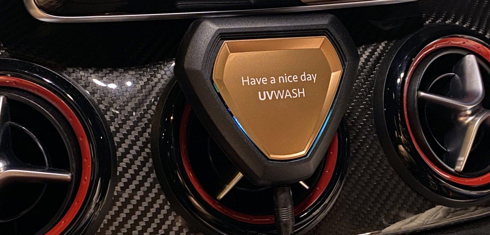 【開箱】為你的健康超前佈署:寶可齡PORClean UVWASH車用光離子除菌淨化機