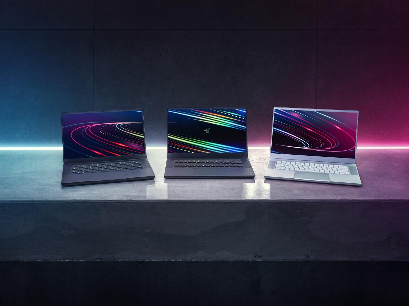 全新RAZER BLADE系列電競筆電!為追求極致的玩家而創造