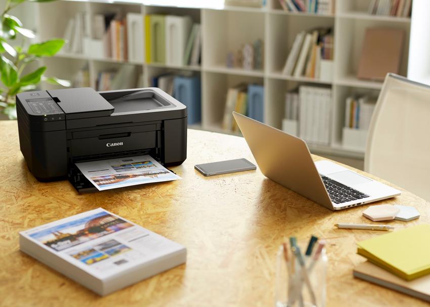 買台印表機,在家列印更方便!Canon多功能列印神器