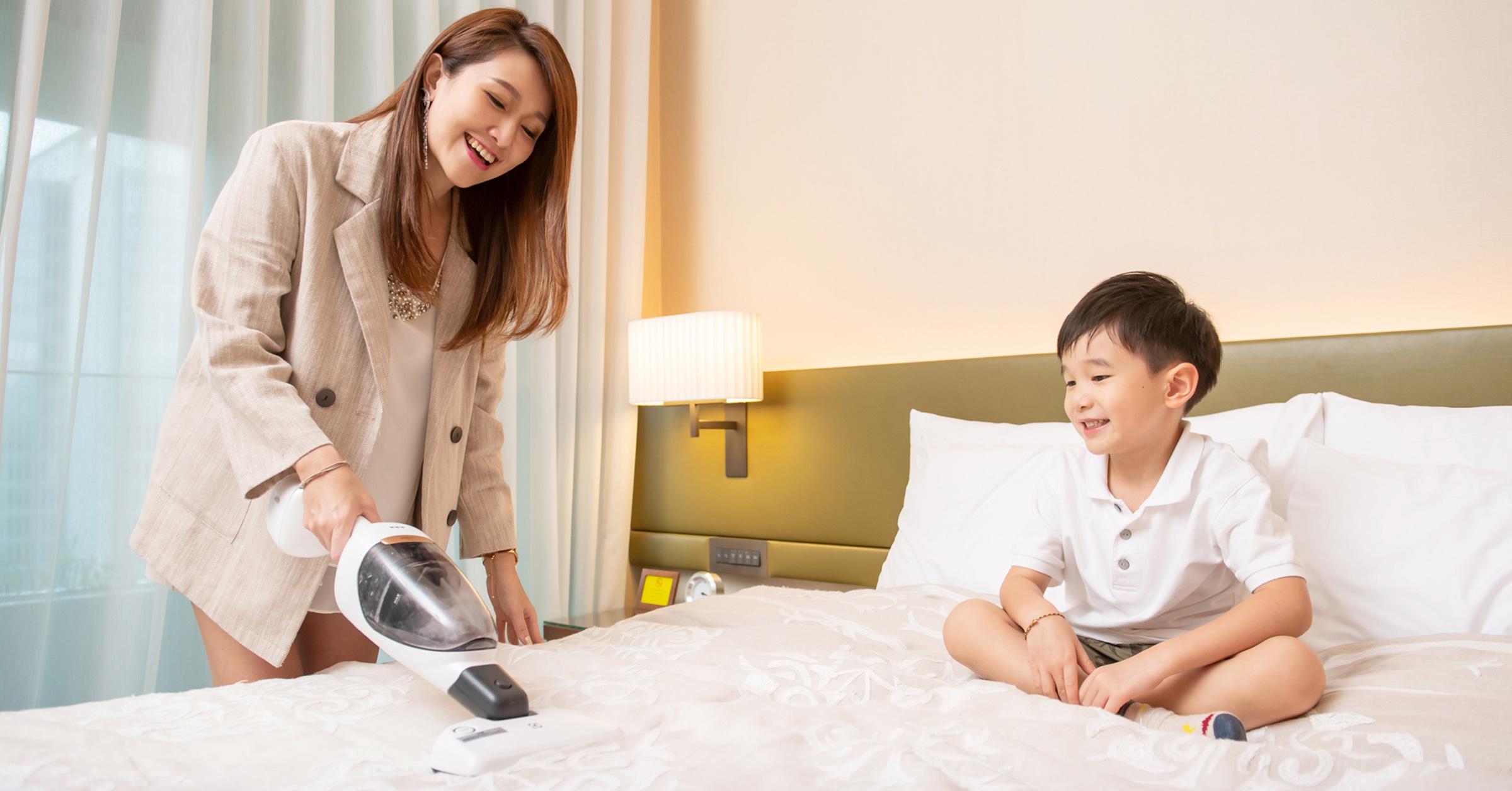 專為硬質地板而生!伊萊克斯在台灣推出PURE Q9-P雙效勁亮吸塵器!