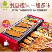 電烤盤烤肉