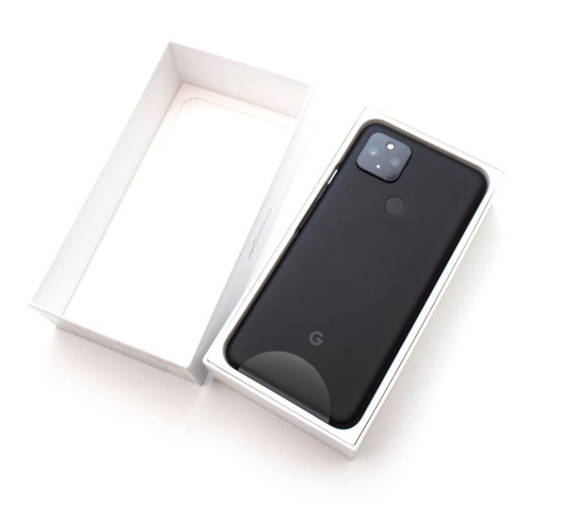 【開箱】Google Pixel 4a 5G版—多了5G的實用手機