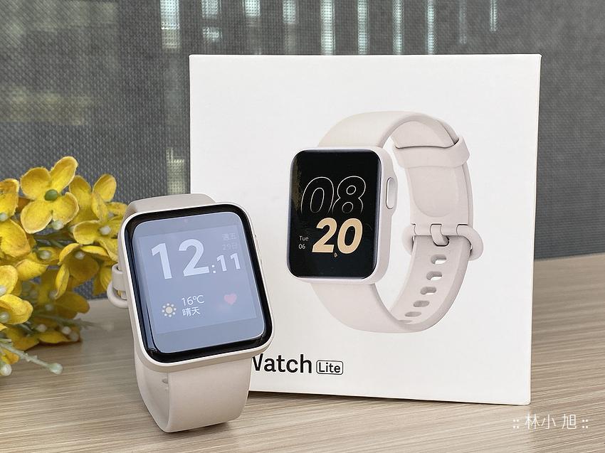 【開箱】Mi Watch Lite小米手錶超值版