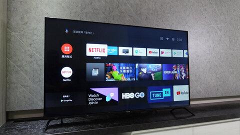 【開箱】東元55型4K HDR智慧顯示器:開機超快、內建Chromecast、支援杜比!