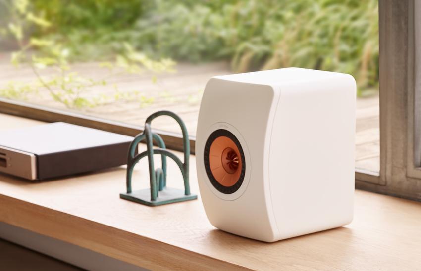 以極小體積帶來極致低音聽覺震撼!KEF KC62 Uni-Core諧振抵消重低音揚聲器