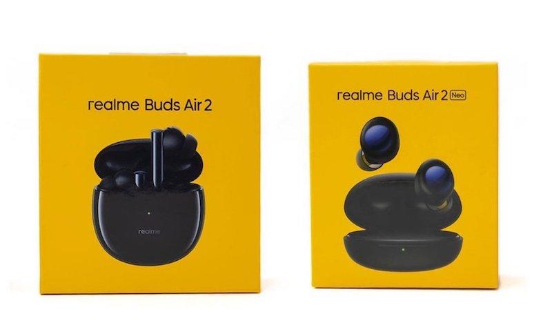 【開箱】主動降噪耳機輕鬆入手!realme Buds Air 2 Neo