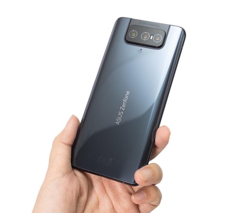 【開箱】繼承翻轉鏡頭特色新機:ASUS ZenFone 8 Flip