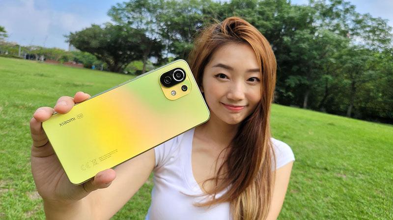 【開箱】小米11 Lite 5G實測:輕薄多彩、體驗不錯的平價5G手機