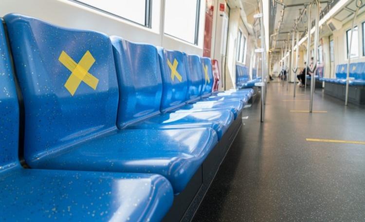 疫情解封怎麼辦?疫情期間搭乘捷運、公車需要注意的5個守則與準備用品懶人包
