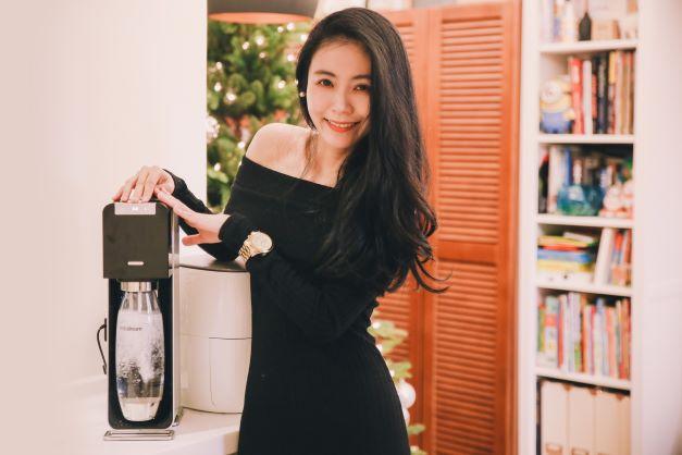 【開箱】想要優雅的人生,就從喝水開始吧 | Sodastream POWER SOURCE氣泡水機