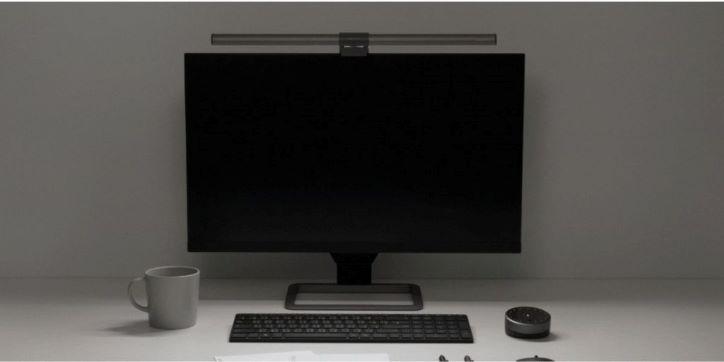【開箱】BenQ ScreenBar Halo螢幕智能掛燈