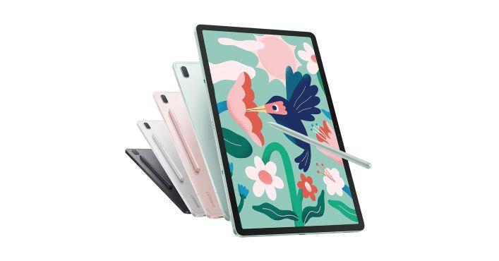 三星推出Galaxy Tab S7 FE Wi-Fi版本,並與國立故宮博物院聯名推出平板專屬周邊配件